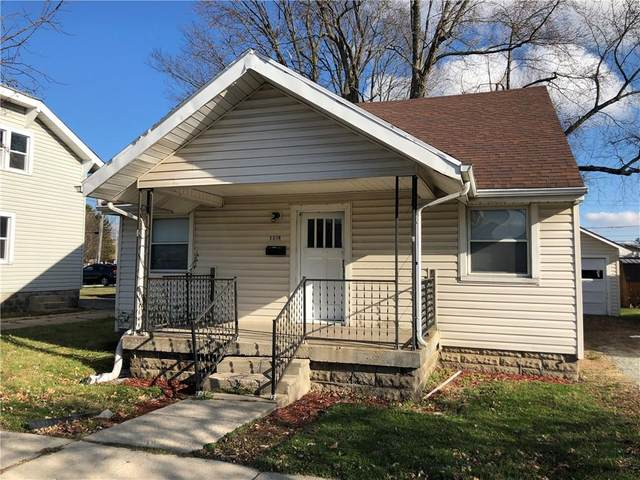 1912 N Broadway Avenue, Anderson, IN 46012 (MLS #21756282) :: The Evelo Team