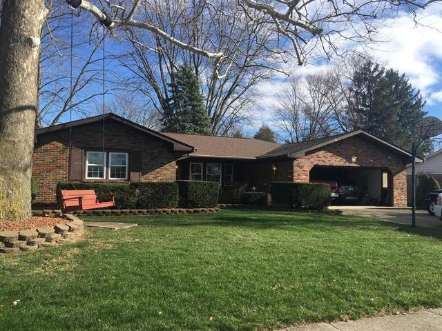 645 Lawndale Drive, Plainfield, IN 46168 (MLS #21756283) :: Corbett & Company