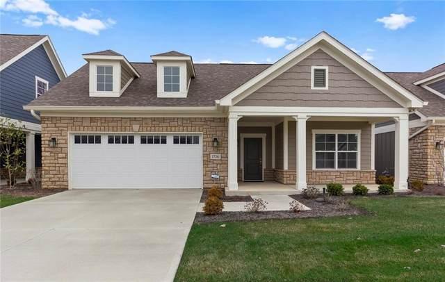 1706 Cypress Drive, Zionsville, IN 46077 (MLS #21756304) :: Corbett & Company