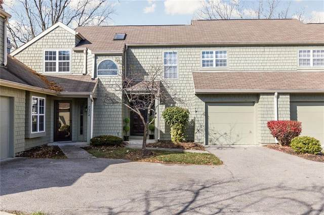 7578 Harbour Isle, Indianapolis, IN 46240 (MLS #21756312) :: Mike Price Realty Team - RE/MAX Centerstone