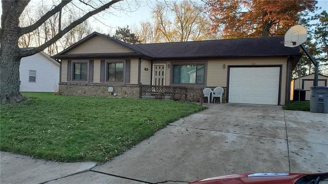 414 Skaggs Court, Seymour, IN 47274 (MLS #21756314) :: Anthony Robinson & AMR Real Estate Group LLC