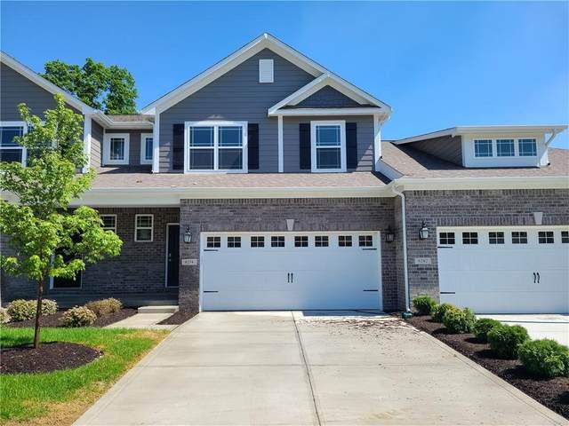 8274 Glacier Ridge Drive, Fishers, IN 46038 (MLS #21756322) :: Keller & Corbett Real Estate