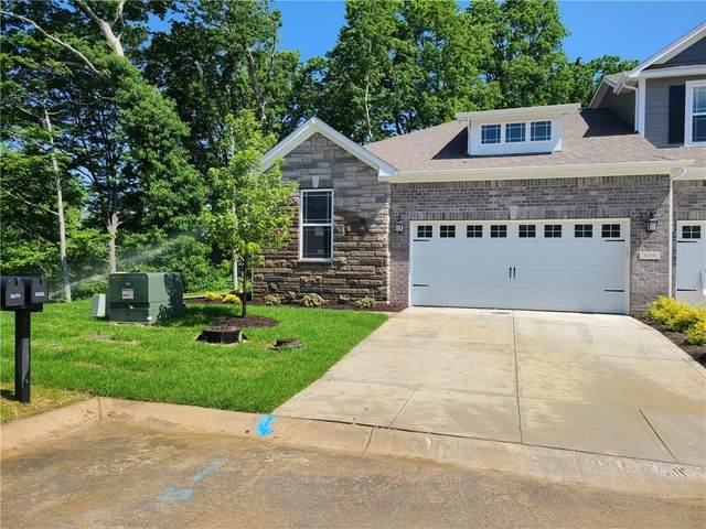 8250 Glacier Ridge Drive, Fishers, IN 46038 (MLS #21756327) :: Keller & Corbett Real Estate