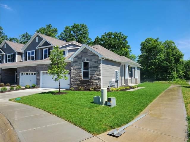 8282 Glacier Ridge Drive, Fishers, IN 46038 (MLS #21756332) :: Keller & Corbett Real Estate