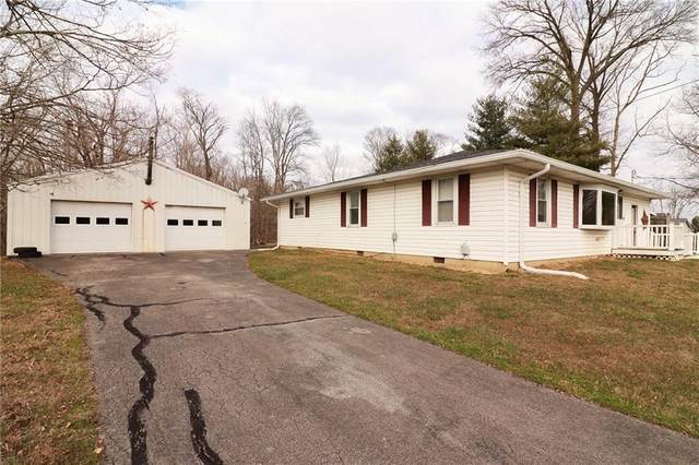 10230 E State Road 46, Columbus, IN 47203 (MLS #21756389) :: Mike Price Realty Team - RE/MAX Centerstone
