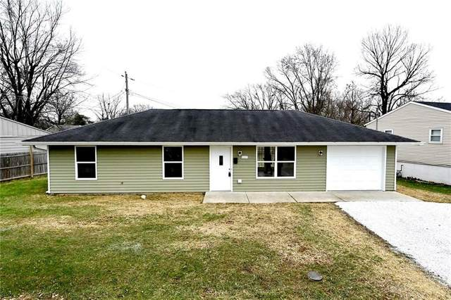 5707 Suburban Drive, Indianapolis, IN 46224 (MLS #21756390) :: Realty ONE Group Dream
