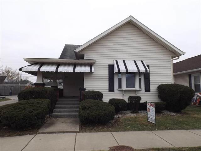 615 Colescott Street, Shelbyville, IN 46176 (MLS #21756393) :: The Indy Property Source