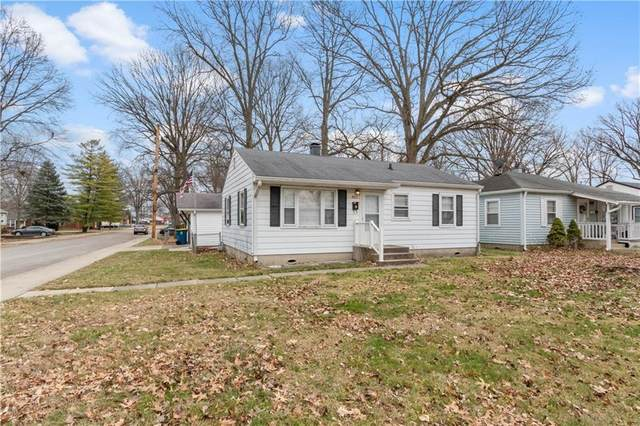 4451 N Longworth Avenue, Indianapolis, IN 46226 (MLS #21756404) :: Mike Price Realty Team - RE/MAX Centerstone