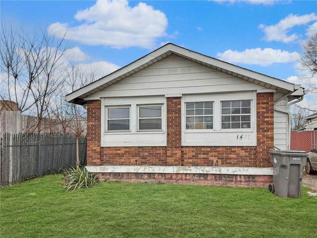1437 N Tibbs Avenue, Indianapolis, IN 46222 (MLS #21756407) :: Ferris Property Group