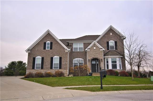 4431 Hickory Stick Row, Greenwood, IN 46143 (MLS #21756408) :: Richwine Elite Group