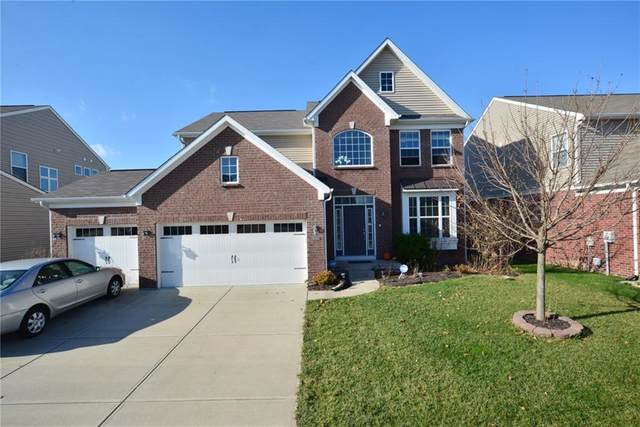 14048 Arranwood Lane, Fishers, IN 46038 (MLS #21756430) :: Realty ONE Group Dream