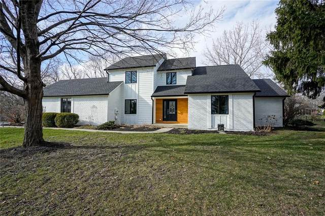 13188 Foster Ct, Carmel, IN 46033 (MLS #21756498) :: Mike Price Realty Team - RE/MAX Centerstone