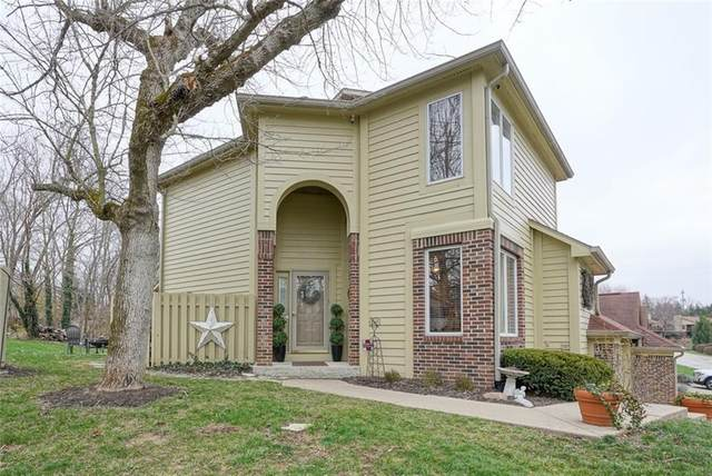 8153 Shorewalk Drive, Indianapolis, IN 46236 (MLS #21756540) :: Realty ONE Group Dream