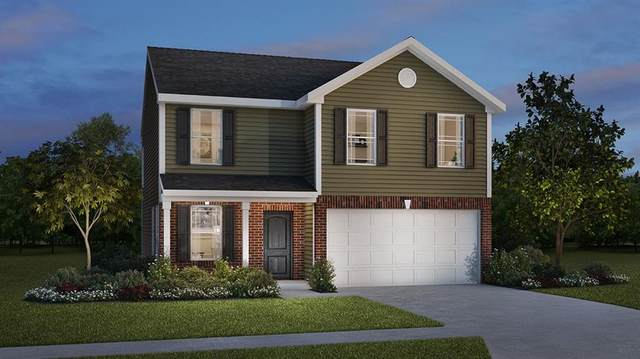 2916 Pointe Bay Drive, Indianapolis, IN 46229 (MLS #21756559) :: Realty ONE Group Dream