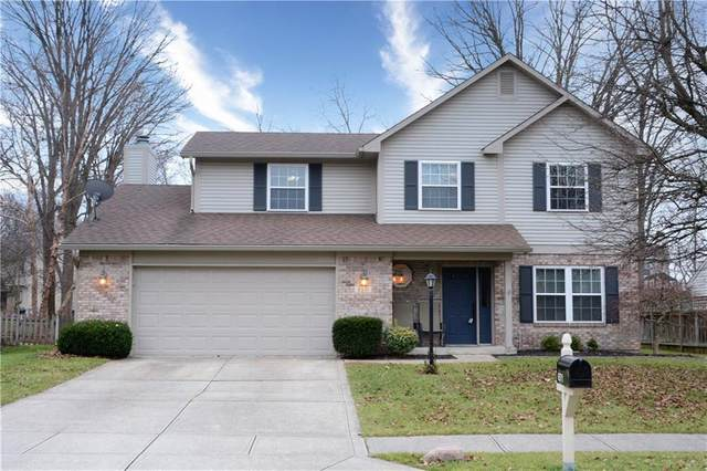 6571 Quail Run, Fishers, IN 46038 (MLS #21756585) :: AR/haus Group Realty