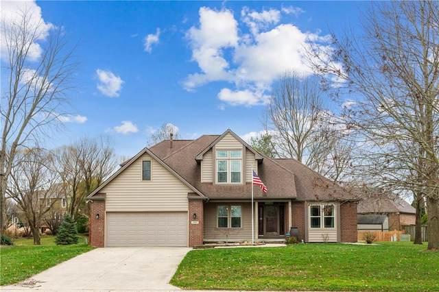 1943 Red Oak Drive, Franklin, IN 46131 (MLS #21756587) :: Corbett & Company