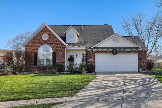 6109 Kenzie Court, Indianapolis, IN 46236 (MLS #21756633) :: Realty ONE Group Dream