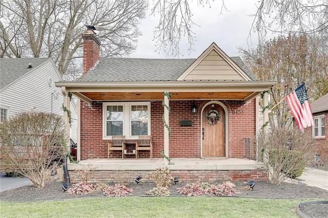6133 Indianola Avenue, Indianapolis, IN 46220 (MLS #21756645) :: Realty ONE Group Dream
