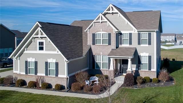 5636 Chazimal Street, Plainfield, IN 46168 (MLS #21756666) :: Richwine Elite Group