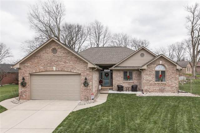 1005 Silver Creek Court, Greenwood, IN 46142 (MLS #21756690) :: Realty ONE Group Dream