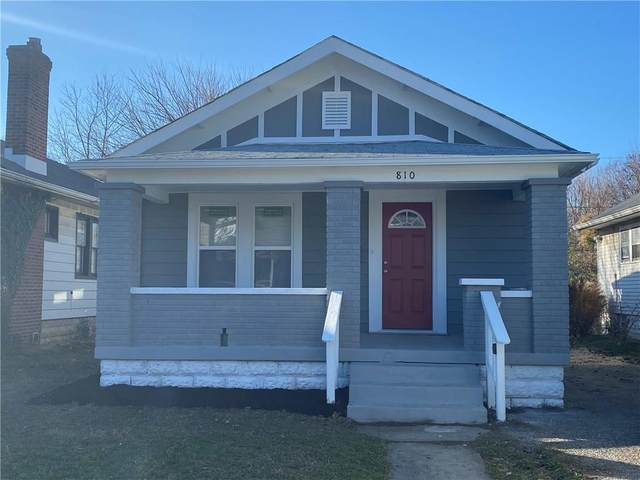 810 N Drexel Avenue, Indianapolis, IN 46201 (MLS #21756697) :: Mike Price Realty Team - RE/MAX Centerstone