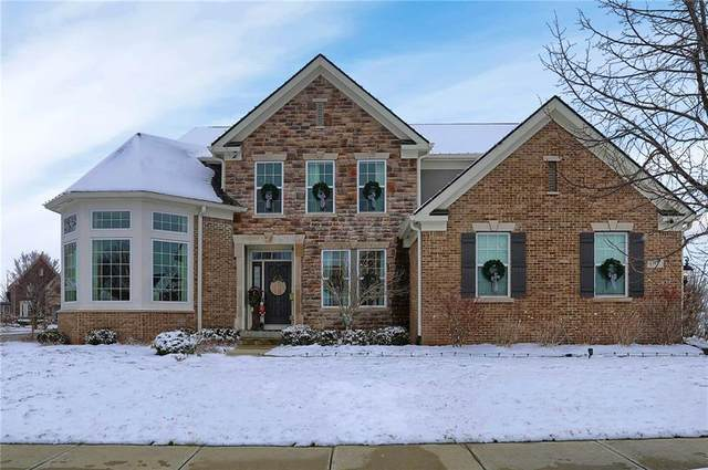 13977 Twin Lakes Circle E, Carmel, IN 46074 (MLS #21756698) :: Mike Price Realty Team - RE/MAX Centerstone