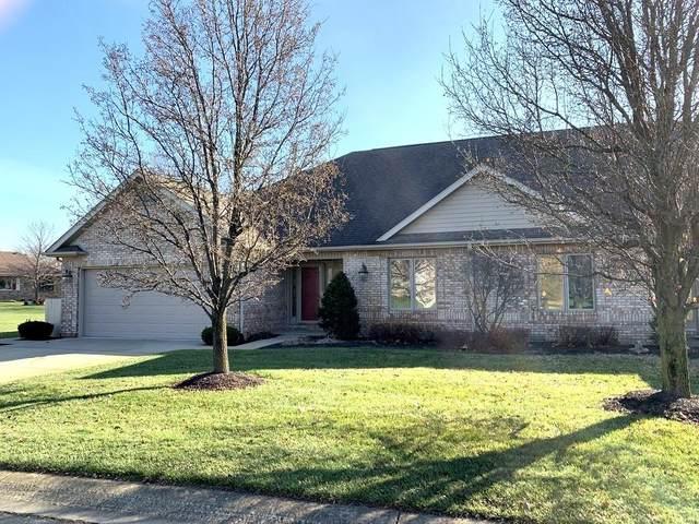 3129 Glenview Drive #8, Anderson, IN 46012 (MLS #21756703) :: Corbett & Company