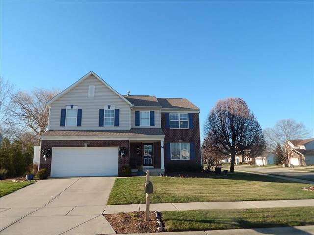 5001 West Bay Court, Plainfield, IN 46168 (MLS #21756707) :: Mike Price Realty Team - RE/MAX Centerstone