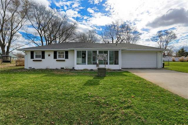 4601 Lannoy Lane, Anderson, IN 46017 (MLS #21756722) :: Mike Price Realty Team - RE/MAX Centerstone