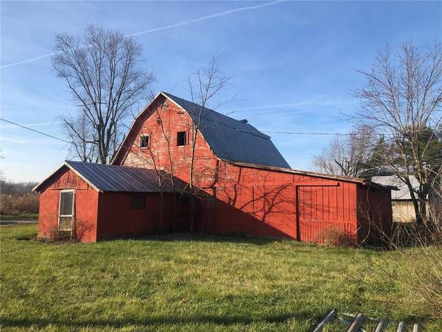 5110 State Road 42, Martinsville, IN 46151 (MLS #21756785) :: The Evelo Team