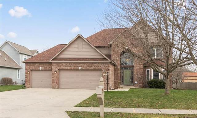 19280 Potters Bridge Road, Noblesville, IN 46060 (MLS #21756816) :: Mike Price Realty Team - RE/MAX Centerstone
