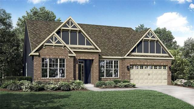 3849 Napier Road, Bargersville, IN 46106 (MLS #21756823) :: The Evelo Team