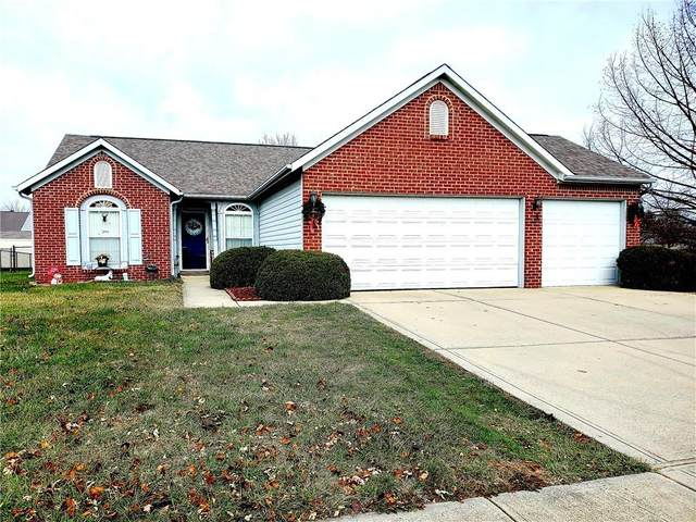 10914 Cannonade Court, Indianapolis, IN 46234 (MLS #21756845) :: The Evelo Team
