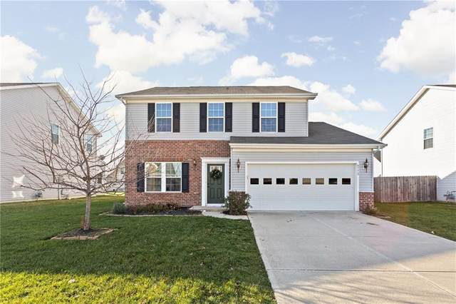 6772 Branches Drive, Brownsburg, IN 46112 (MLS #21756865) :: The Evelo Team