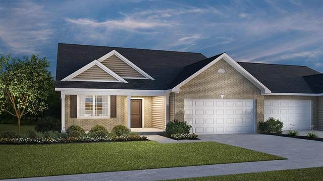 1011 Stallion Court, Indianapolis, IN 46260 (MLS #21756880) :: Realty ONE Group Dream