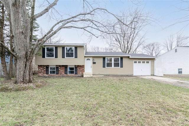 11149 Whistler Drive, Indianapolis, IN 46229 (MLS #21756883) :: Richwine Elite Group