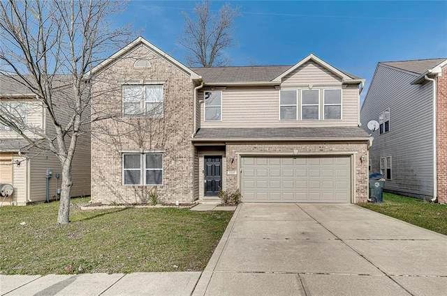5737 Glass Chimney Lane, Indianapolis, IN 46235 (MLS #21756893) :: AR/haus Group Realty