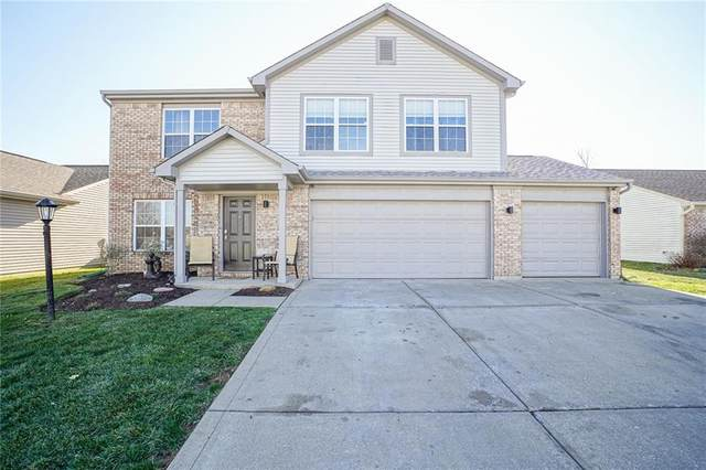 7841 Cole Wood Boulevard, Indianapolis, IN 46239 (MLS #21756919) :: Realty ONE Group Dream