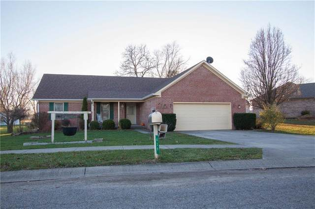439 Martha Eunice Lane, Clayton, IN 46118 (MLS #21756920) :: Mike Price Realty Team - RE/MAX Centerstone