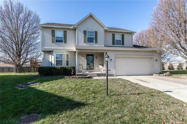 902 Hearthside Court, Brownsburg, IN 46112 (MLS #21756931) :: Realty ONE Group Dream