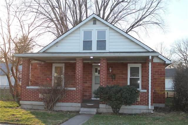 710 S Lincoln Street, Martinsville, IN 46151 (MLS #21756937) :: Corbett & Company