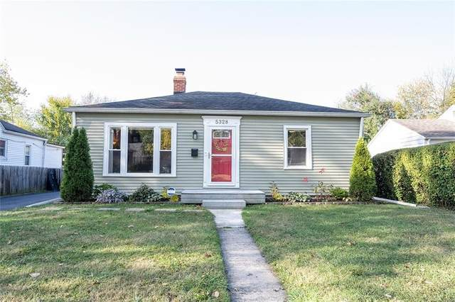 5328 Crittenden Avenue, Indianapolis, IN 46220 (MLS #21756940) :: Realty ONE Group Dream