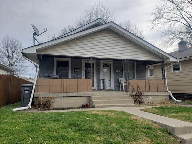 715 N Linwood Avenue, Indianapolis, IN 46201 (MLS #21756962) :: Anthony Robinson & AMR Real Estate Group LLC