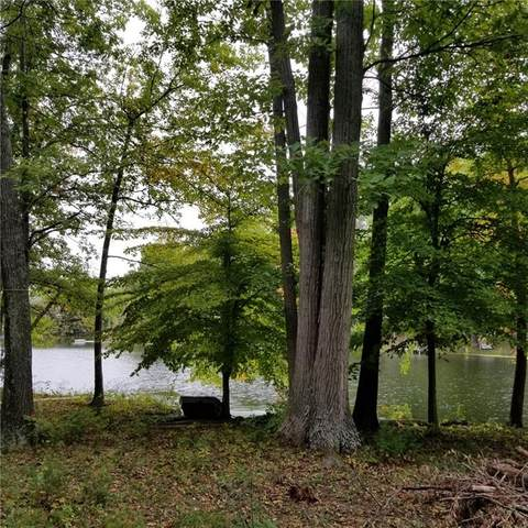 0 N Lower Lake Drive, Martinsville, IN 46151 (MLS #21756964) :: The Evelo Team