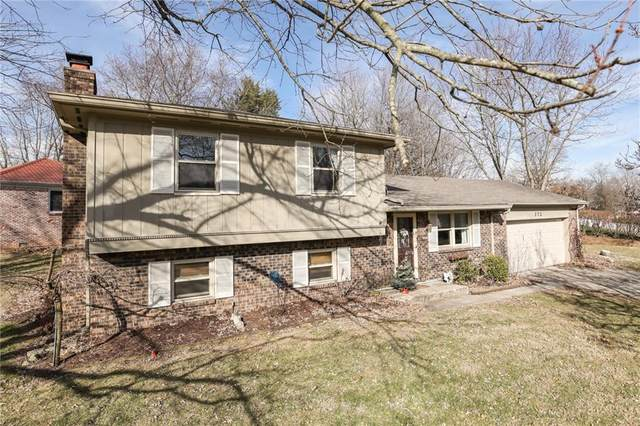 372 Redbud Place, Greenwood, IN 46142 (MLS #21757012) :: AR/haus Group Realty