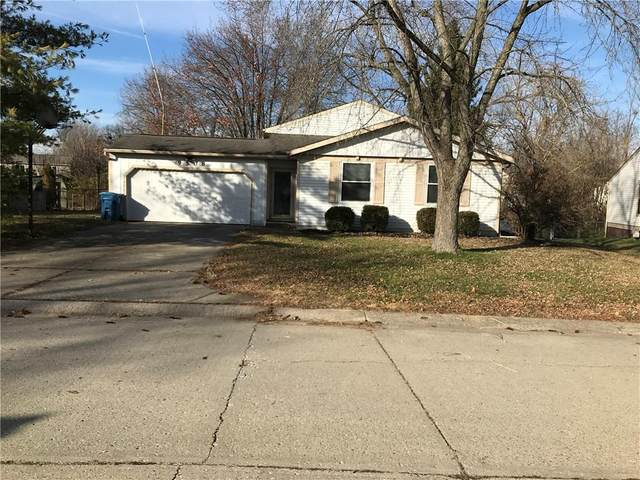 9508 Bent Brook Drive, Indianapolis, IN 46250 (MLS #21757014) :: Mike Price Realty Team - RE/MAX Centerstone