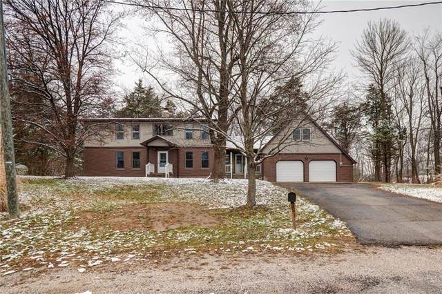 8 Mill Springs, Coatesville, IN 46121 (MLS #21757020) :: Realty ONE Group Dream