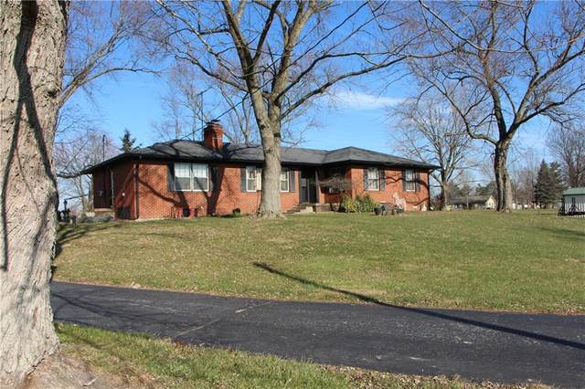 260 Branigin Road, Franklin, IN 46131 (MLS #21757021) :: The Indy Property Source
