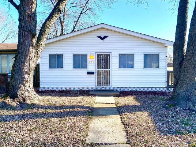 239 N 9TH Avenue, Beech Grove, IN 46107 (MLS #21757022) :: Mike Price Realty Team - RE/MAX Centerstone