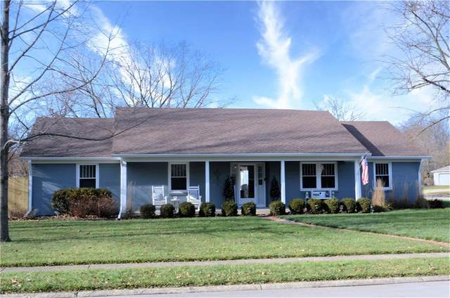 11008 Pleasantview Drive, Carmel, IN 46033 (MLS #21757053) :: Corbett & Company